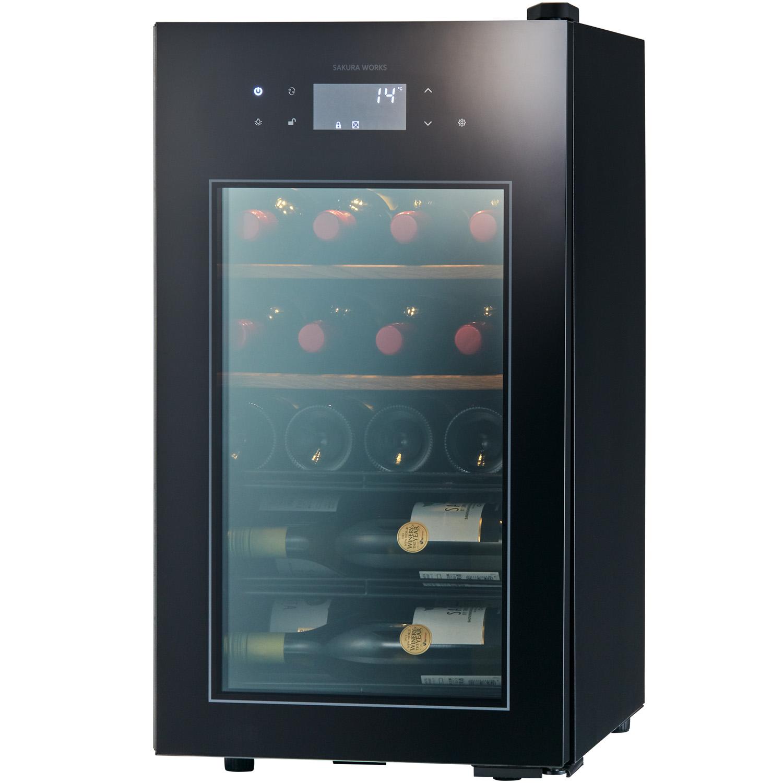 SA22-B | ZERO ADVANCE | 製品一覧 | ワインセラー・日本酒セラーのさくら製作所